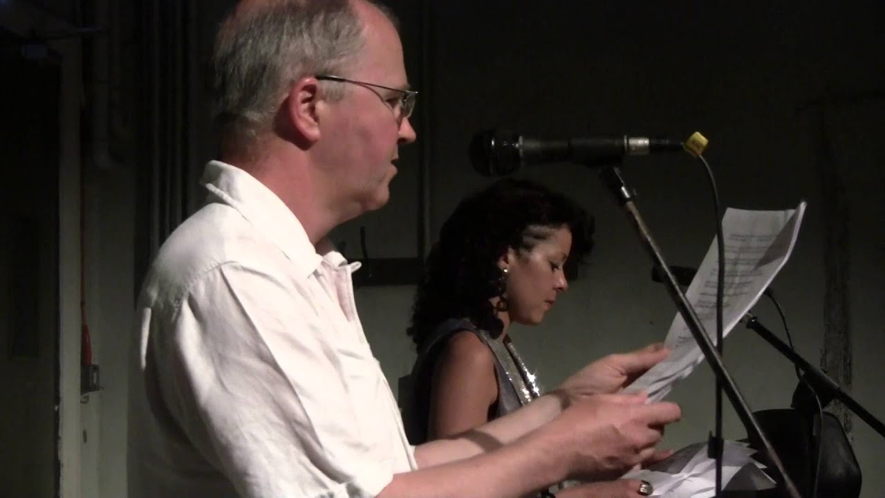 Auld Enemies poetry: Edinburgh - Janette Ayachi & Rob McKenzie
