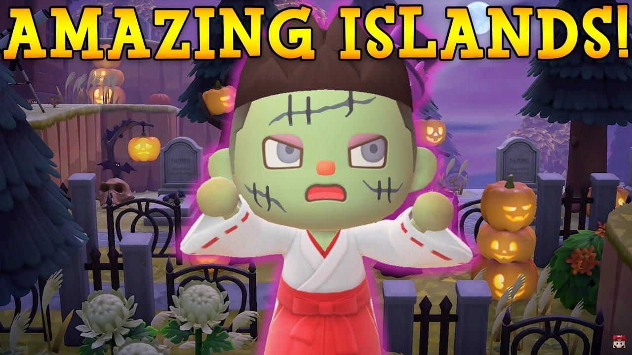 Visiting incredible islands!