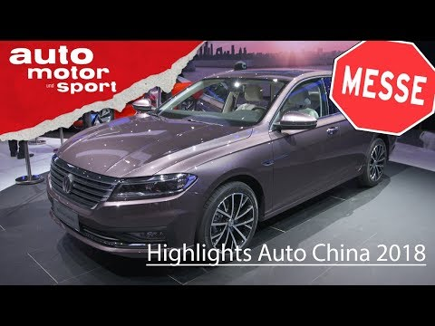 Messe-Highlights – Auto China Peking 2018 | auto motor und sport