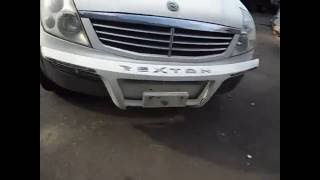 [Autowini.com] 2002 Ssangyong Rexton RE290 4WD A/T (Yahoo Trade)