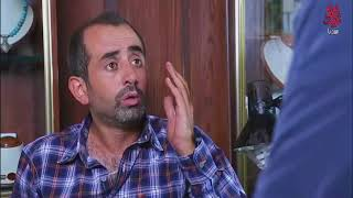 صفعة عماد لجورج مسلسل بنات العيلة الحلقة 9