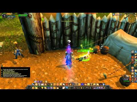 WoW: Cata (Alliance) Bwemba's Spirit Quest Chain 1 of 3, How To/WalkThrough