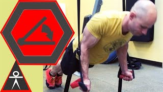 Advanced Bodyweight Training w/ Angle to Gravity