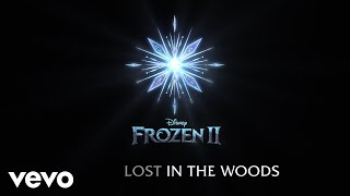 "Jonathan Groff - Lost in the Woods (From ""Frozen 2""/Lyric)"