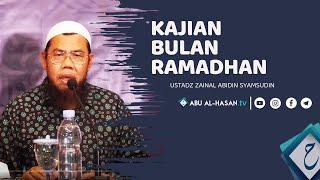 Download Video Ritual Ramadhan Dalam Bingkai Sunnah || Ust. Zainal Abidin Syamsudin, Lc MP3 3GP MP4