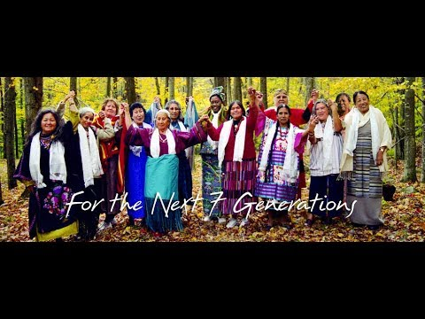 The Grandmothers .FOR THE NEXT 7 GENERATIONS