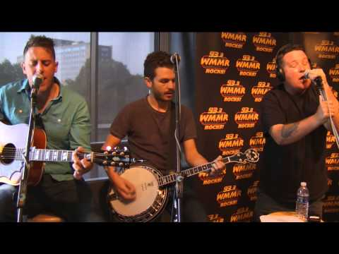 Dropkick Murphys - My Hero live on the Preston & Steve Show on 93.3 WMMR