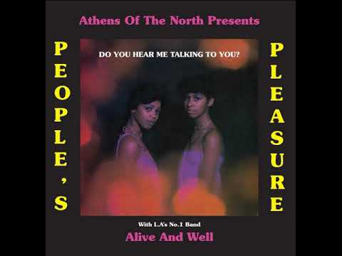 People's Pleasure With Alive And Well – Do You Hear Me Talking To You? Mp3