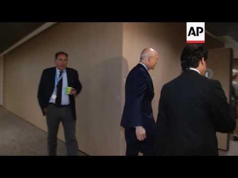 UN envoy meets Syrian opposition in Geneva