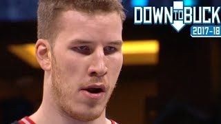 Jakob Poeltl 13 Points/5 Assists Full Highlights (2/28/2018)