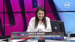 Soher El Sukaria  - Precandidata a intendente