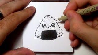 10 Petits Dessins faciles à faire - SPECIAL JAPON !