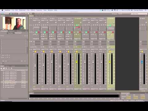 Audio Post Production: Mixing Basics for Dialog