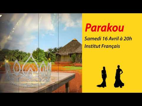 Miss Bénin 2016 - Election Régionale Borgou-Alibori