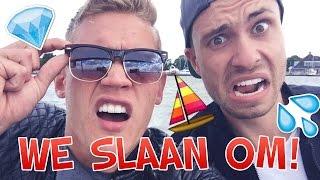 HELP, WE SLAAN OM! | Vlog