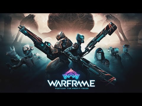Warframe | Fortuna: The Profit-Taker Launch Trailer thumbnail