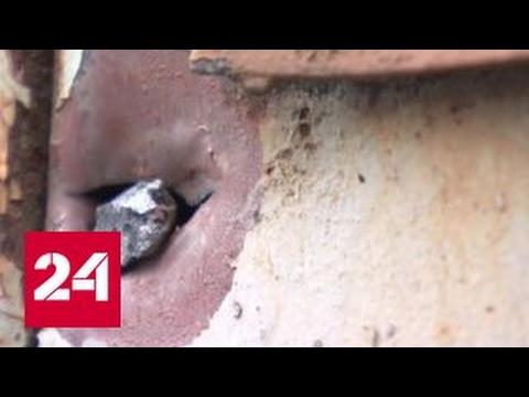Наблюдатели ОБСЕ попали под обстрел в Донбассе
