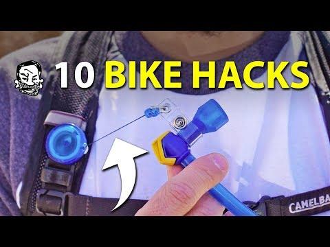 10 Bike Hacks to Kick off the Riding Season