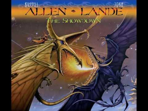"Allen - Lande - The Guardian. Taken from the album ""The Showdown"" (2010)."