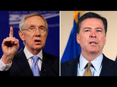 Harry Reid Blames FBI