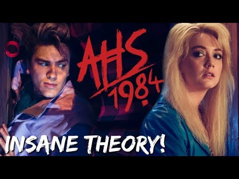 Time Travel Theory! | American Horror Story 1984 Theory #AHS1984