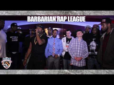 Marvolus Vs Blind Fury Rap Battle Barbarian Rap League