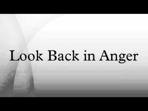 look back in anger osborne family relationships