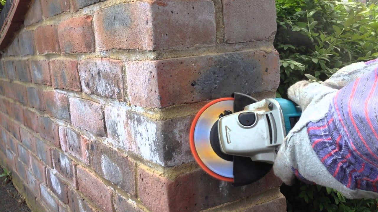 Norton blaze rapid strip limpieza de ladrillos youtube for Construir una pileta de ladrillos