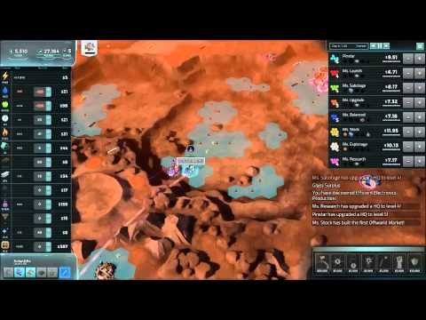 Offworld Trading Company Strategy & Tactics: Free For All