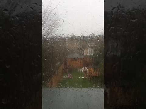 "Storm Doris ""weather bomb""  high wind heavy - rain in London - 70mph wind"
