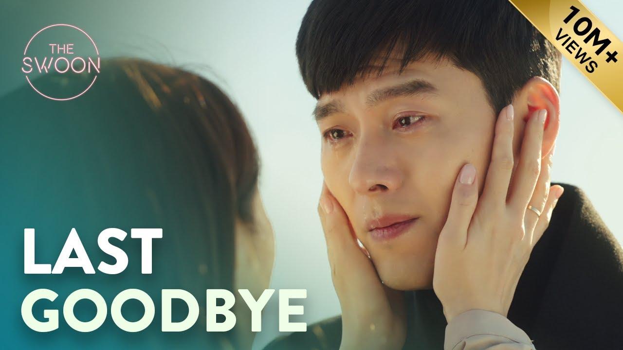 Hyun Bin And Son Ye Jin Say Their Last Goodbyes Crash Landing On