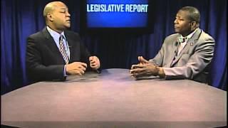 Legislative Report with Senator James Sanders Jr.