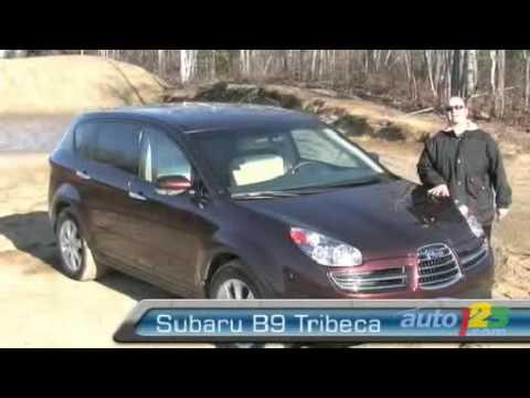 2006 Subaru B9 Tribeca Review By Auto123 Youtube