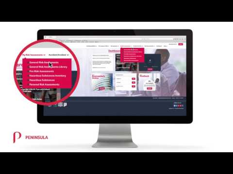 BusinessSafe Online - Health & Safety Software by Peninsula