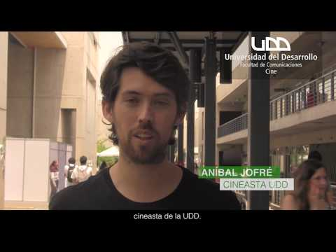 Anibal Jofré: Alumni UDD
