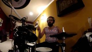 i took a pill in ibiza seeb remix mike posner drum cover