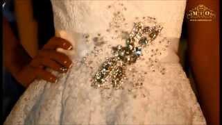 Свадебное платье Афина, кр, шлейф, производство