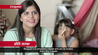 Colgate – India's Most Trusted Brand (Hindi)