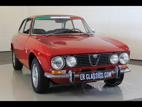 alfa romeo 2000 gt bertone 1972 video youtube. Black Bedroom Furniture Sets. Home Design Ideas