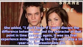 Mandy moore fell in love with shane west while filming 'a walk to remember'