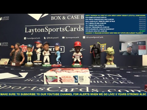 Layton Sports Cards Live!