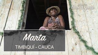La mujer más alegre de Timbiquí – Somos Buena Gente