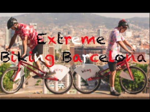 Extreme Biking Barcelona