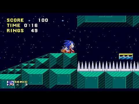 Sonic 2 Advanced Edit - Neo Gigapolis
