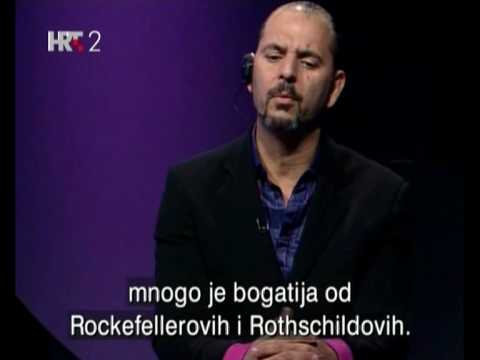 Daniel Estulin on Croatian TV: 5/5
