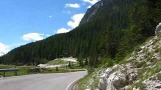 Climb to Tre Cime di Lavaredo 2333m pt1