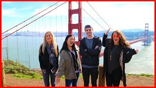 THE BEST DAY! | San Francisco & Meeting Ryan Reynolds