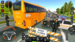 Bus Simulator Ultimate #18 Travego 15 SHD - Bus Games! Android gameplay