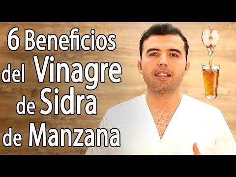6 Beneficios Y Usos Medicinales Del Vinagre De Sidra De Manzana