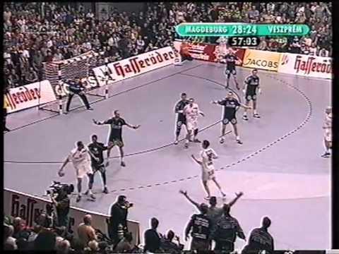 SC Magdeburg Handball CL Finale 2002